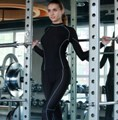 Ladies/Junior Compression Performance Wear -  Full Length Tights,Leggings  Bocini CK901, size 6 - 18