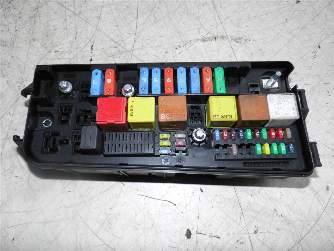 Fuse Box Layout Vauxhall Vectra : D corsa fuse box location free engine image for user