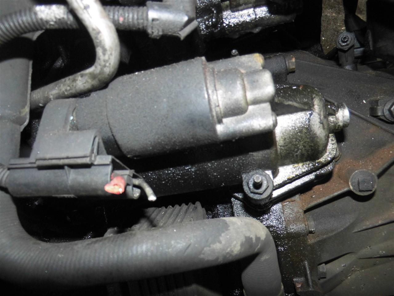 Mondeo Mk3 Motor Mk3 2.0 Tdci Starter Motor
