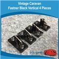 Caravan CANVAS ANNEX FASTENER BLACK VERTICAL ( 4 )
