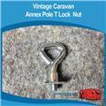 Caravan ANNEX POLE T LOCK NUT ( 2 )