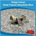 Caravan Shade Protector Catch Anti Rattle 38mm