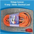 Caravan 15 amp 10M Electrical Lead Powered Sites