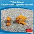 Caravan Cupboard Catch Light Brown
