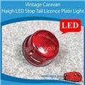 Caravan Haigh LED Stop Tail Licence Plate Light  LED1004