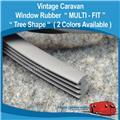 Caravan  WINDOW RUBBER MULTI-FIT GREY WR017