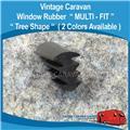Caravan  WINDOW RUBBER MULTI-FIT BLACK WR018
