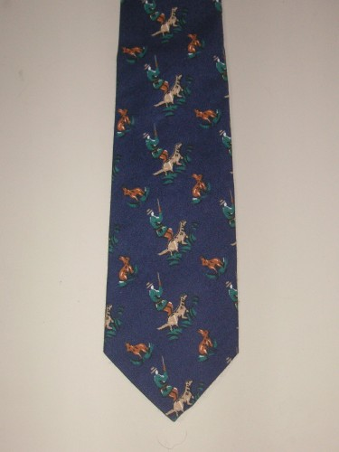 Men's Hunting Necktie - Great for the Outdoorsman