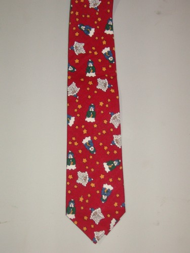 Men's Grandparent Necktie - Great for the Grandfather
