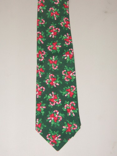 Men's Christmas Necktie - Great for the Christmas Lover