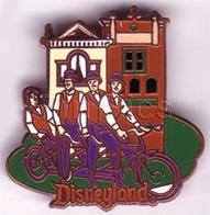 Disney DL 1998  Main Street Quartet attraction pin/pins
