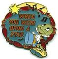 Disney  Pinocchio Jiminy Cricket Wish Pin/Pins