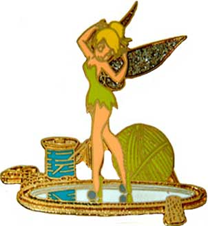 Disney Tinkerbell DLR - Memorable Moments Pin/Pins