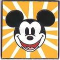 Disney  DLR - Sunburst Series Mickey  HTF Pin/Pins