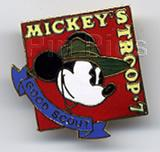 Disney  Mickey Troop 7 Good Scout  Pin/Pins