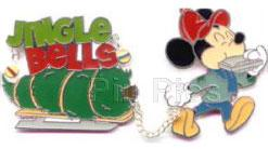Disney Magical Musical Moments - Jingle Bells  Pin/Pins