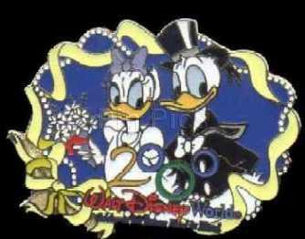 Donald and daisy duck married - photo#33