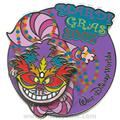 Disney WDW Mardi Gras Alice Cheshire Cat   pin/pins