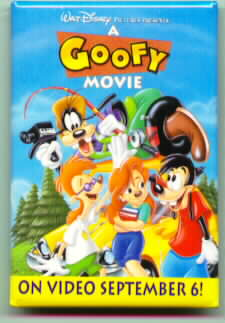 Disney Goofy Movie with Max Cast member promo Pin/Pins