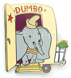 Disney Dumbo Dressing Room Door  Auction LE Pin/Pins