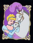 Disney Auctions (P.I.N.S.) - Cinderella And Horse
