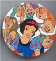 Snow White and the Seven Dwarfs park exclusive Pin/Pins