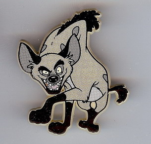 Disney Lion King Hyena  Banzai Rare Pin/Pins