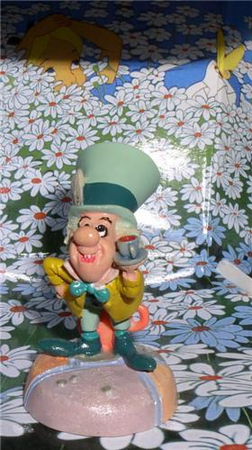 Alice In Wonderland Mad Hatter Miniature