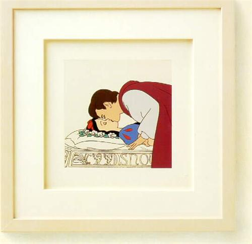 Disney  Snow White & Prince Charming  Framed  Art