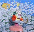 Disney Alice In Wonderland White Rabbit miniature Offer