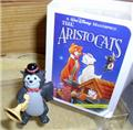 Disney Aristocats -s  Cat Figurine