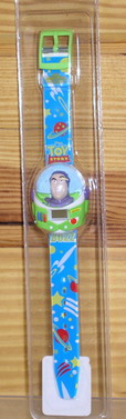 Disney Buzz watch Never Sold Rare  cheap