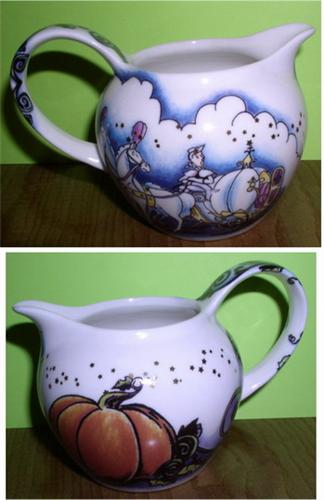 Disney Cinderella creamer Dishwasher safe Original box