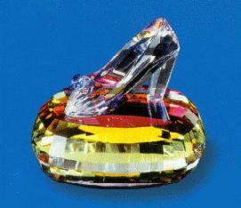 Disney Cinderella Crystal Slipper