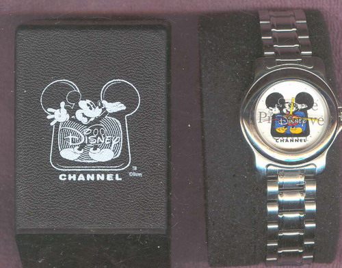 Disney Mickey Mouse Watch Rare  Cheap