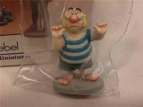 Disney Peter Pan Mr. Smee Miniature