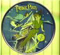 Disney Peter Pan Tinkerbelle Stained Glass