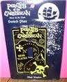 Disney Pirates of Caribbean Glow in Dark Switch Plate