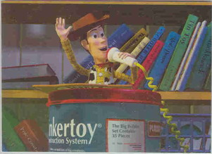 Disney Toy Story  Woody speech  Andy's Room