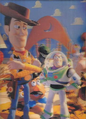 Disney Toy Story 1 3d out of Print by John Lasseter