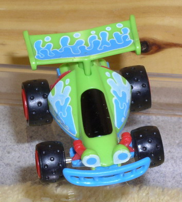 Disney Toy Story 1 RC racer car