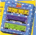 Disney Toy Story 1 Train  Tri Pack 3 Trains LE