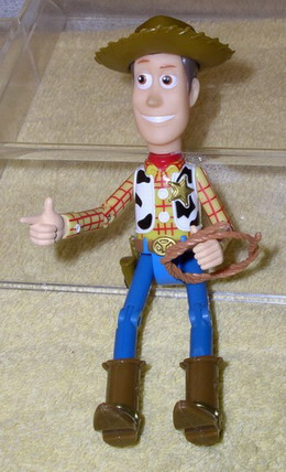 Disney Toy Story 1 Woody  Action Figurine  USA