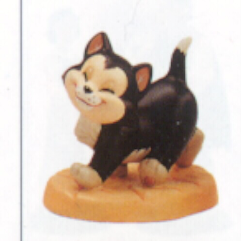 Disney WDCC Figaro Cat from Pinocchio rare Figurine