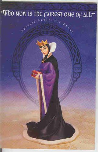 Disney WDCC Snow White Queen Promotional