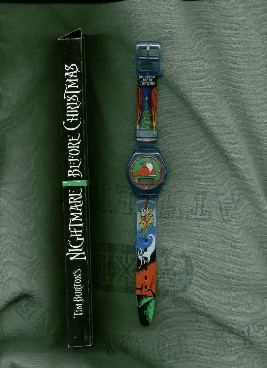 Nightmare Before Christmas - Promotional  2 Watches
