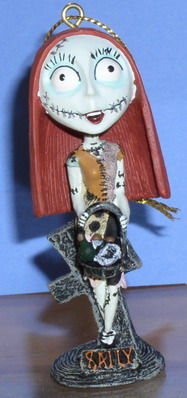Nightmare Before Christmas Sally Bobble Head