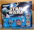 Star Wars 3 Micro Machines collection II 1996 MOC