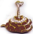 Disney Kaa  snake from Jungle Book full body  pin/pins