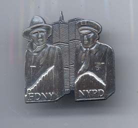 9/11  Lapel  TWIN TOWERS Pin/Pins  Badge